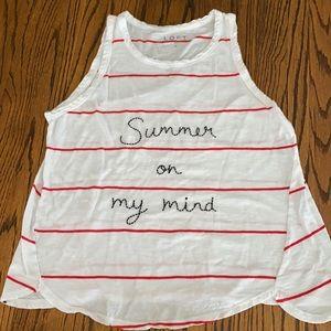 Loft Summer On My Mind Tank